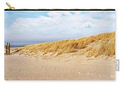 Golden Beach Walk Carry-all Pouch