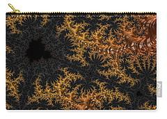 Golden Branching Moss Carry-all Pouch