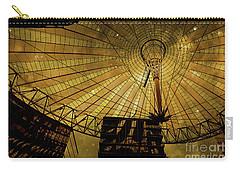 Golden Cosmic Berlin Carry-all Pouch