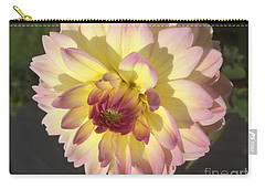 Golden Dahlia Carry-all Pouch