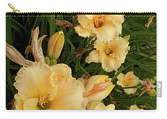 Golden Day Lilies Carry-all Pouch