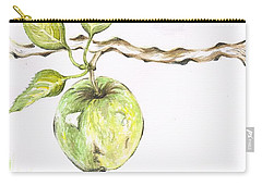 Golden Delishous Apple Carry-all Pouch by Teresa White
