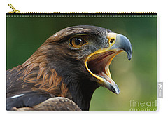 Golden Eagle - Raptor Calling Carry-all Pouch
