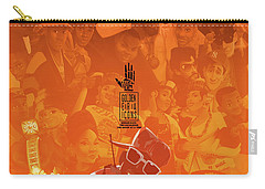 Golden Era Icons Collage 1 Carry-all Pouch