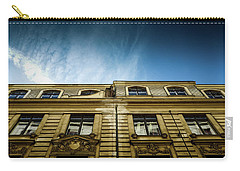 Golden Facade Carry-all Pouch by M G Whittingham