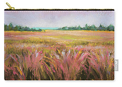 Golden Field Carry-all Pouch