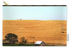 Golden Field  Carry-all Pouch by Yumi Johnson