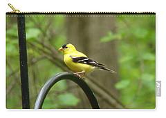 Golden Finch Carry-all Pouch