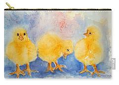 Golden Fluff Carry-all Pouch