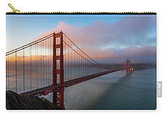 Golden Gate At Sunrise Carry-all Pouch