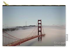 Golden Gate Bridge Carry-all Pouch by David Bearden