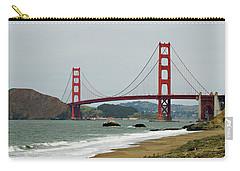 Golden Gate Bridge From Baker Beach Carry-all Pouch