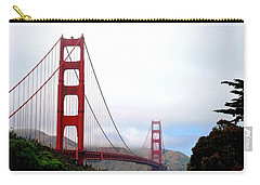 Golden Gate Bridge Full View Carry-all Pouch