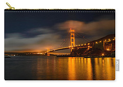 Golden Gate Night Carry-all Pouch