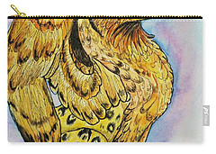 Golden Griffin Carry-all Pouch