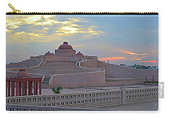 Golden Hour At Ambedkar Park Carry-all Pouch