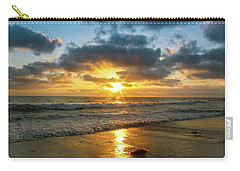 Golden Hour At Grandview Carry-all Pouch