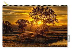 Golden Hour Carry-all Pouch by Fiskr Larsen