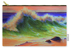 Golden Hour Sea Carry-all Pouch