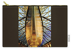 Golden Hull Of Cutty Sark Carry-all Pouch