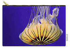 Golden Jellyfish Carry-all Pouch