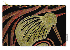 Golden Kiwi Carry-all Pouch