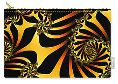 Golden Ladder To Nowhere Carry-all Pouch