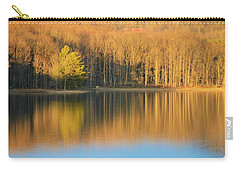 Golden Lake Carry-all Pouch by Jewels Blake Hamrick