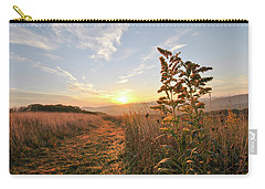 Golden Landscape Carry-all Pouch