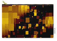 Golden Light And Dark  Carry-all Pouch