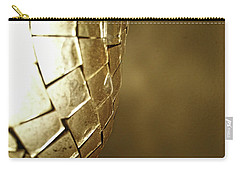 Carry-all Pouch featuring the photograph Golden Light by Robert Knight