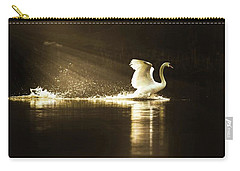 golden Light Carry-all Pouch by Rose-Marie Karlsen