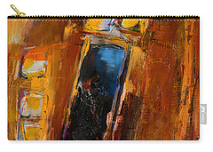Golden Lights Carry-all Pouch by Elise Palmigiani