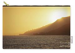 Golden Malibu Carry-all Pouch
