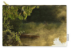 Golden Mist At Knife Lake Carry-all Pouch