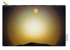 Golden Moon Carry-all Pouch by Joseph Frank Baraba