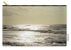 Golden Morning At Folly Carry-all Pouch