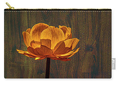 Golden Orange #g0 Carry-all Pouch by Leif Sohlman