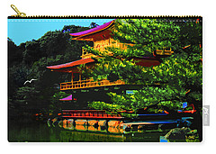 Golden Palace Carry-all Pouch