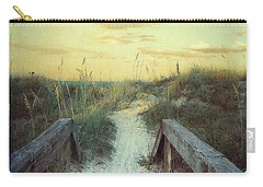 Golden Pathway Carry-all Pouch by Linda Olsen