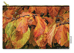 Carry-all Pouch featuring the photograph Golden by Peggy Hughes