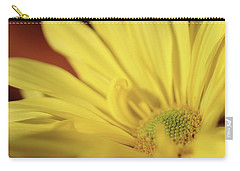 Golden Petals Carry-all Pouch