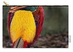 Golden Pheasant Carry-all Pouch