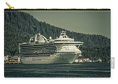 Golden Princess  Carry-all Pouch