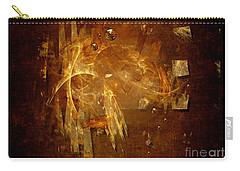Golden Rain Carry-all Pouch