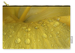 Golden Rain Drops  Carry-all Pouch