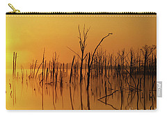 Golden Reflections Carry-all Pouch by Roger Becker