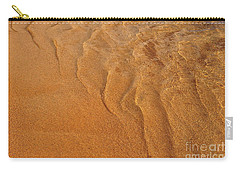 Golden Ripple Carry-all Pouch