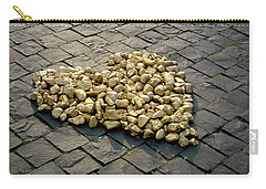 Golden Rocky Love Carry-all Pouch