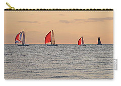 Golden Sail Carry-all Pouch